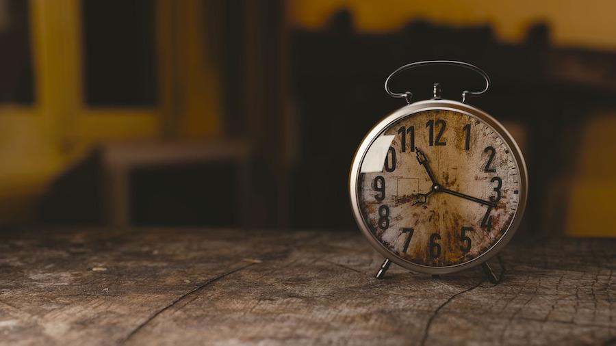 時間が足りない