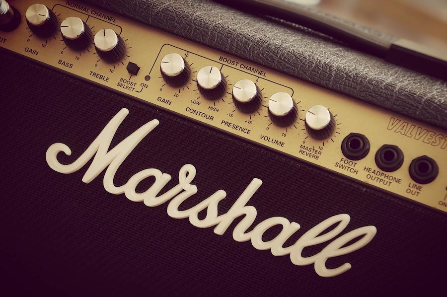 ギターアンプ